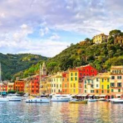 Honeymoon in Portofino Italy