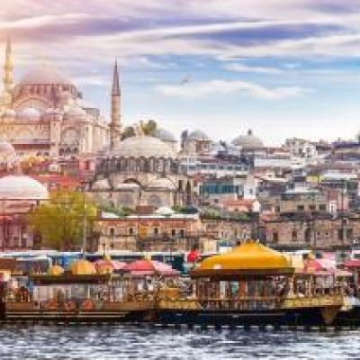 مدن تركيا لشهر العسل
