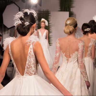 مصممي فساتين الزفاف