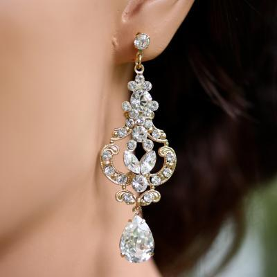 Earrings For Brides