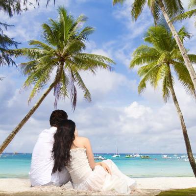 وجهات حفلات الزفاف
