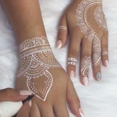 رسومات حنة للعرائس