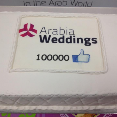 Arabia Weddings Celebrates 100,000 Facebook Fans
