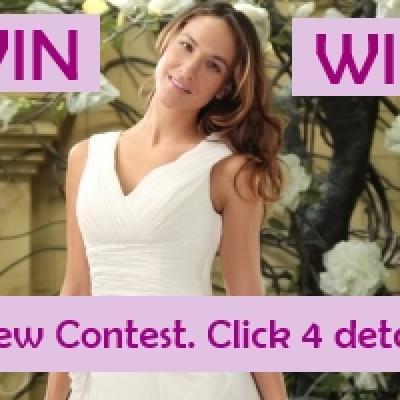 Arabia Weddings' New Contest with Simply Bridal: Win Your Dream Wedding Dress