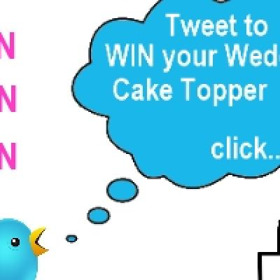 Arabia Weddings Launches Wedding Cake Topper Contest for Arab Brides & Grooms