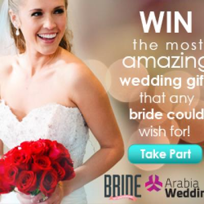 Arabia Weddings Launches New Contest with The BRIDE Shows