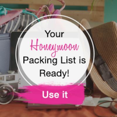 Arabia Weddings Launches Online Honeymoon Packing List