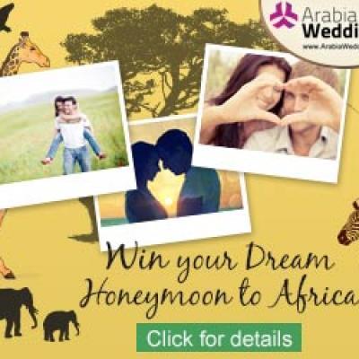 Arabia Weddings Launches GCC Honeymoon Contest to Africa!