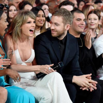 Calvin Harris Shuts Down Wedding Rumors