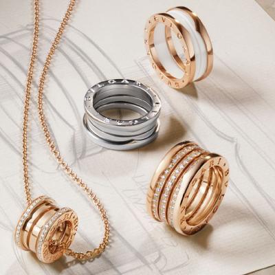 The Golden Circle and Brilliant New B.Zero1 By Bulgari