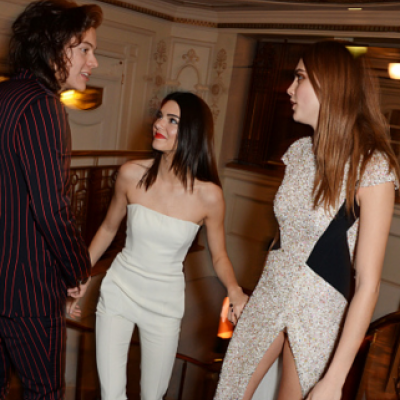 Khloe Kardashian Reveals Kendall Jenner and Harry Styles Are Dating