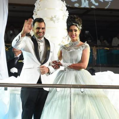 Cruise Liner Wedding for Dubai-Based Indian Family