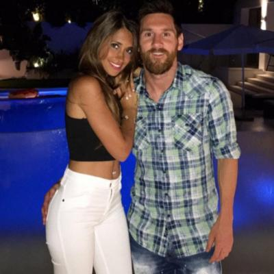 Lionel Messi Has a Star Studded Wedding