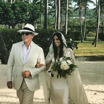 Pictures: Tommy Hilfiger's Daughter Gets Married