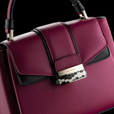 Bulgari Releases New Leather Goods and Accessories Collection