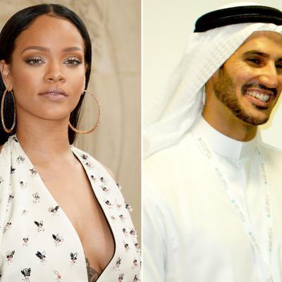 ما حقيقة زواج ريهانا والسعودي حسن جميل؟