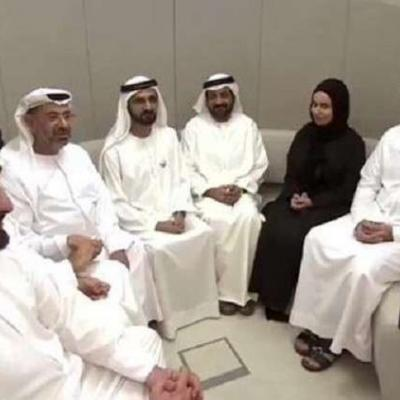 Video: Shaikh Mohammad Bin Rashid Witnesses Unusual Wedding