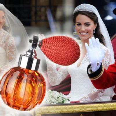Kate Middleton's Wedding Perfume Revealed