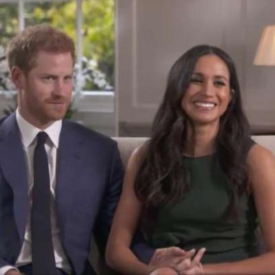 Prince Harry and Meghan Markle Share Proposal Story
