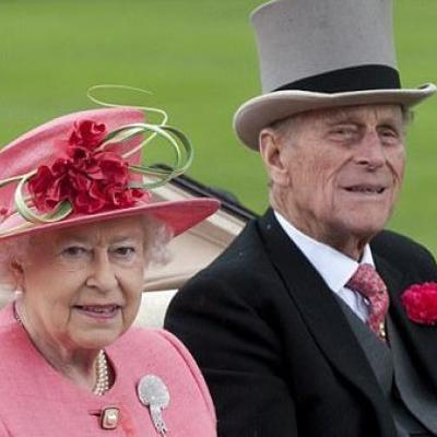 Queen Elizabeth Celebrates 70th Anniversary