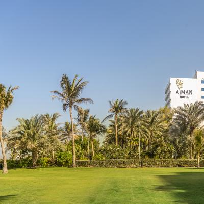 Pioneers of Luxury Takeover Ajman's Iconic Beach Hotel