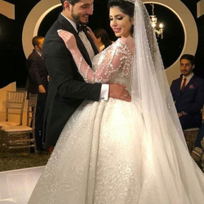 TV Presenter Areej Nashashibi's Wedding Goes Viral
