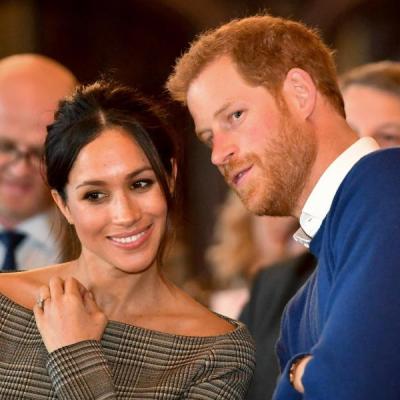 Designer Releases Prince Harry and Meghan Markle Dolls