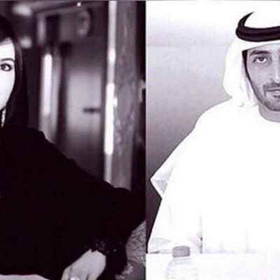 عقد قران كريمة الشيخ محمد بن راشد آل مكتوم في دبي