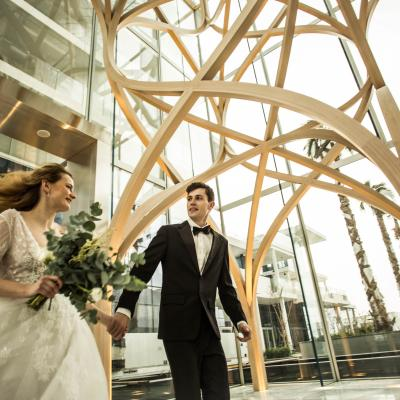 FIVE Palm Jumeirah To Host A Wedding Fair