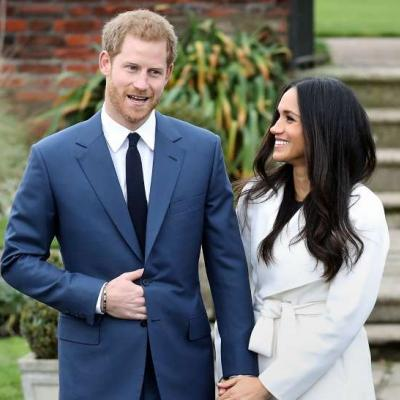 Prince Harry and Meghan Markle Will Invite 2640 Guests to Their Wedding