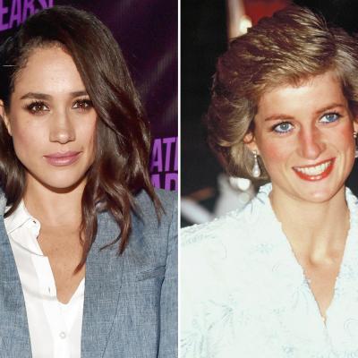 Biographer: Princess Diana Would Approve of Meghan Markle