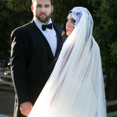 Nicolas Cage's Son Gets Married