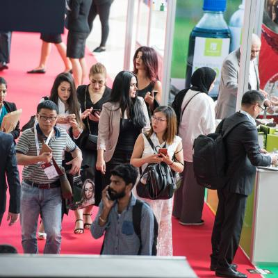 Beautyworld Middle East Opens in Dubai Featuring 1,736 Exhibitors from 62 Countries