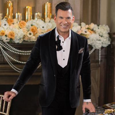 World Renowned Celebration Expert and Designer David Tutera is Keynote Speaker for PX Show 2018
