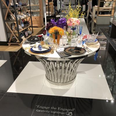 Baccarat and The Bridal Council Host Event at Bloomingdale's For Engaged Couples