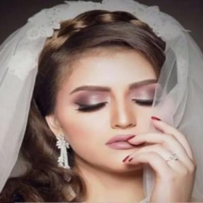 Pictures of Hala Al Turk in a Bridal Look Gone Viral