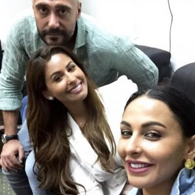 Mai Selim and Walid Fawaz Are Officially Married