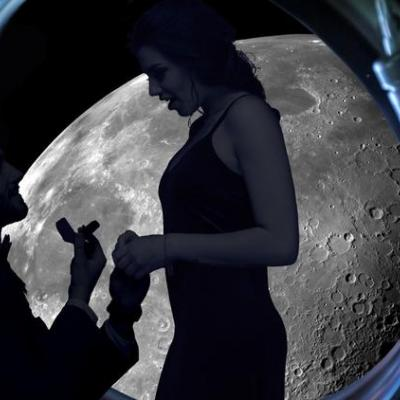 In 2022: Marriage Proposals Over The Moon