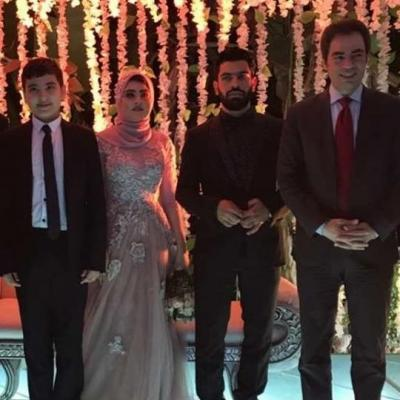 Mohamed Salah Celebrates His Brother's Engagement