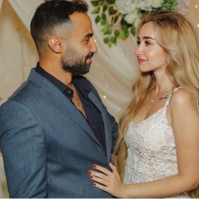Hana Al Zahid and Ahmed Fahmy Get Engaged