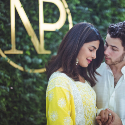 Inside Priyanka Chopra and Nick Jonas' Indian Engagement