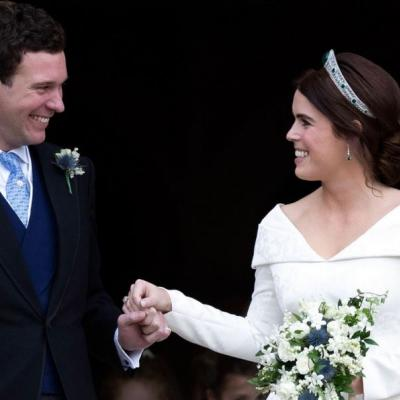 Pictures: Princess Eugenie and Jack Brooksbank's Royal Wedding