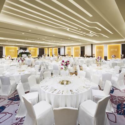 فندق هيلتون جاردن إن رأس الخيمة الوجهة المثالية لإقامة حفل زفاف أسطوري