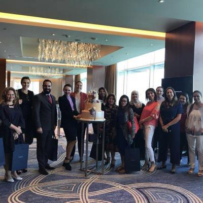Arabia Weddings and Rosewood Abu Dhabi Host Networking Event For Wedding Professionals