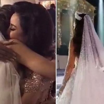 Video: The Wedding of Lojain Omran's Daughter