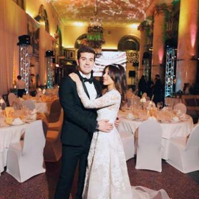 The Wedding of Millionaire Ziad Manasir's Daughter