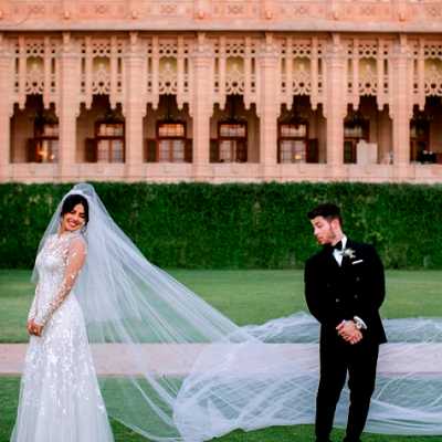 All The Details On Priyanka Chopra's Wedding Dress