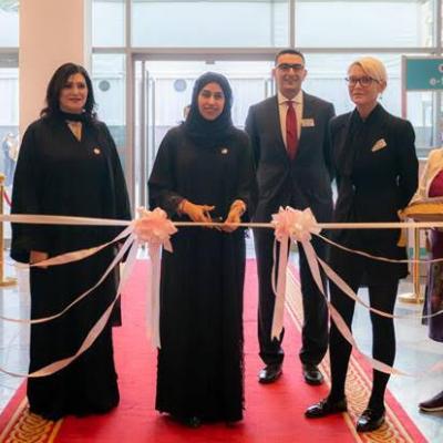 Minister Hessa Buhumaid Inaugurates BRIDE Dubai 2019