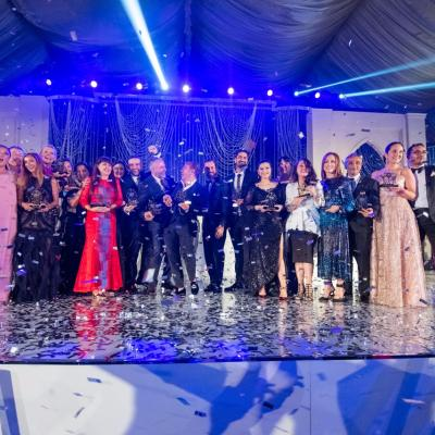 DWP ACE Awards Debuts in Dubai