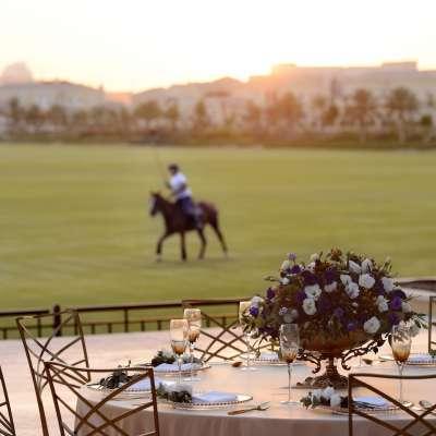 Weddings at Dubai Polo and Equestrian Club